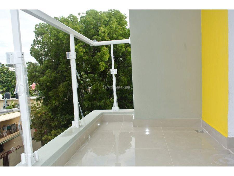 apartamento en venta con terraza en honduras