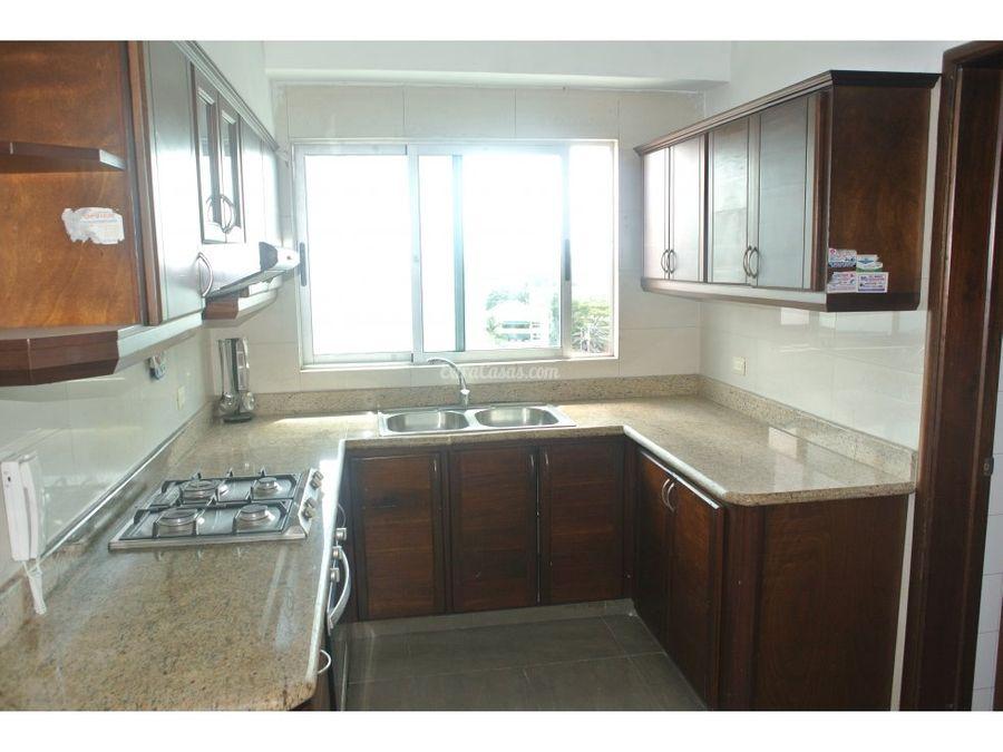 apartamento en venta y alquiler amueblado en naco
