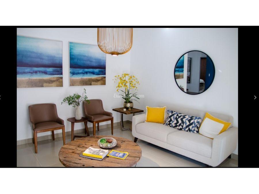 apartamento en venta en santo domingo oeste