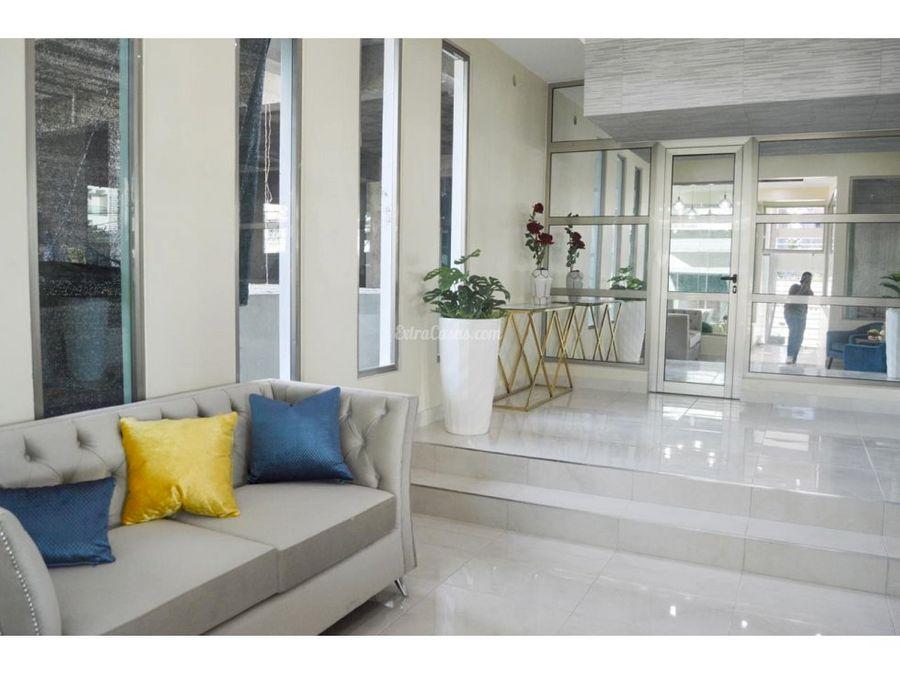 apartamento en venta con terraza en alma rosa i