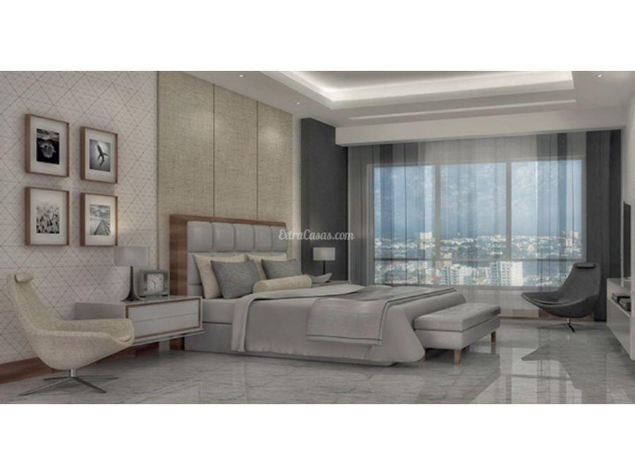 apartamento en venta con terraza en mirador sur