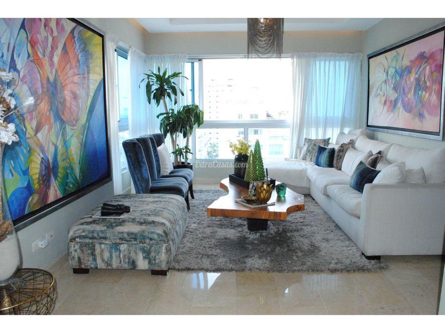 apartamento en venta en piantini santo domingo