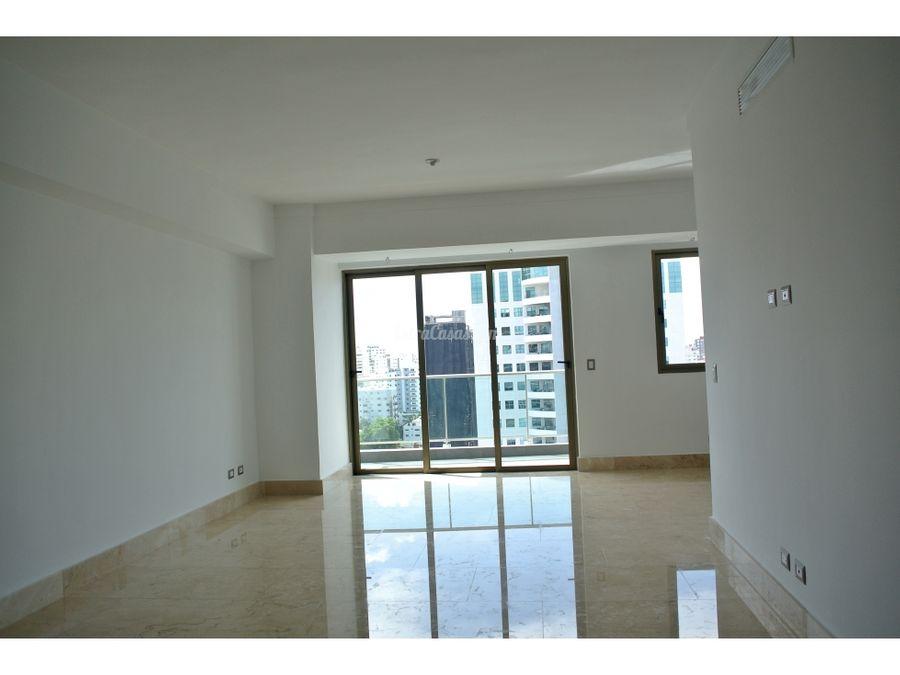 apartamento en venta en piantini