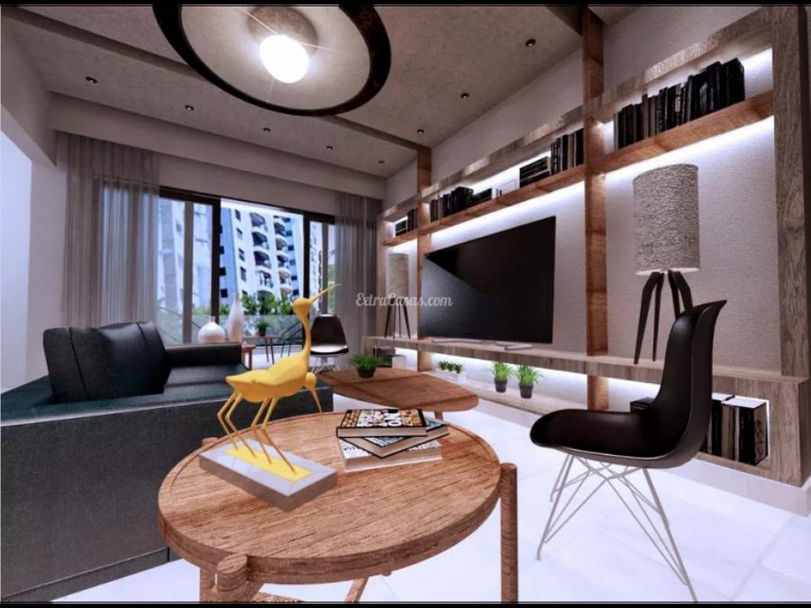 apartamento en venta en evaristo