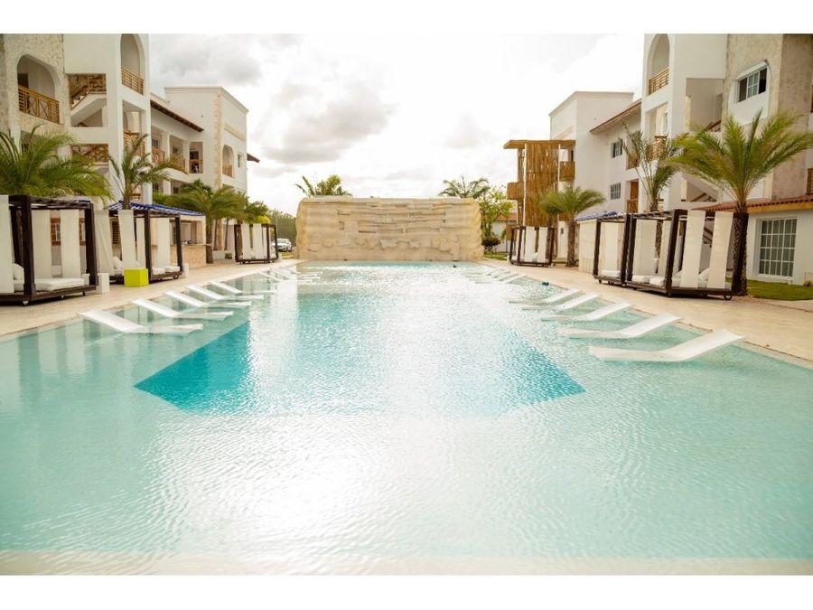 apartamento en venta punta cana rep dominicana