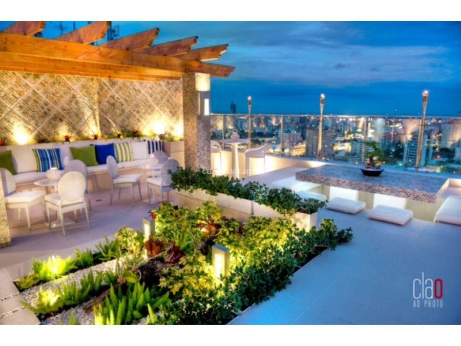 penthouse en alquiler en la julia