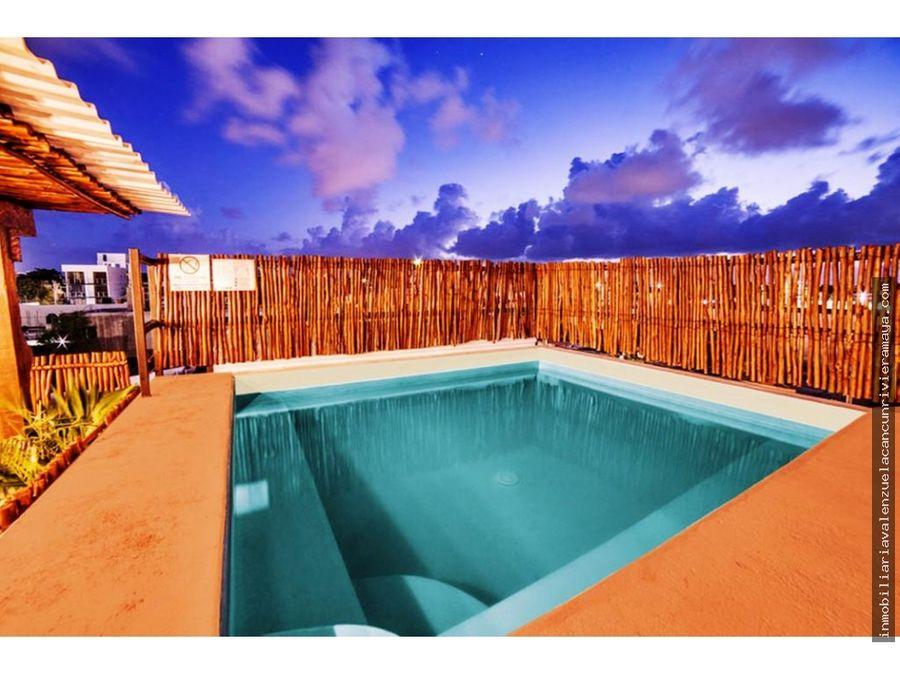 hotel en renta playa