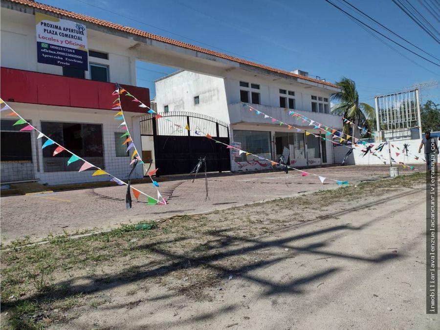 local comercial en playa del carmen