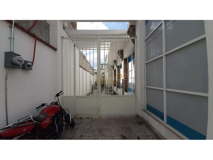 se vende propiedad en zona centro de tulancingo hidalgo