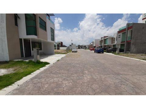 terrenos en venta en fracc residencial platinum pachuca hgo