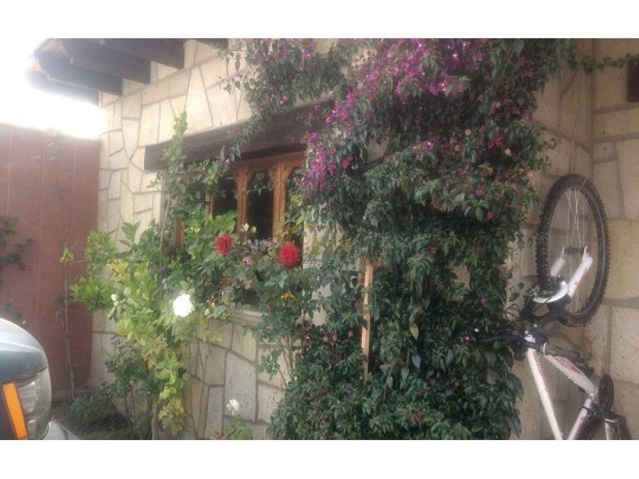 hermosa casa en venta estilo colonial espanol