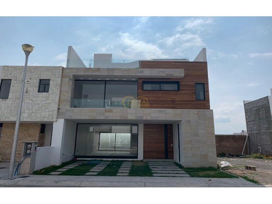 hermosa casa en venta en fracc residencial