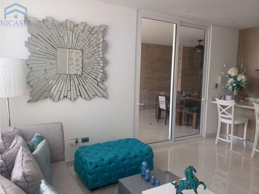 villa santos apartamento duplex en barranquilla