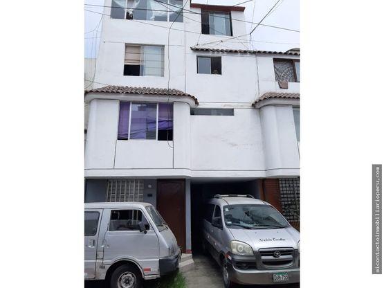 vendo casa 4 pisos en san miguel