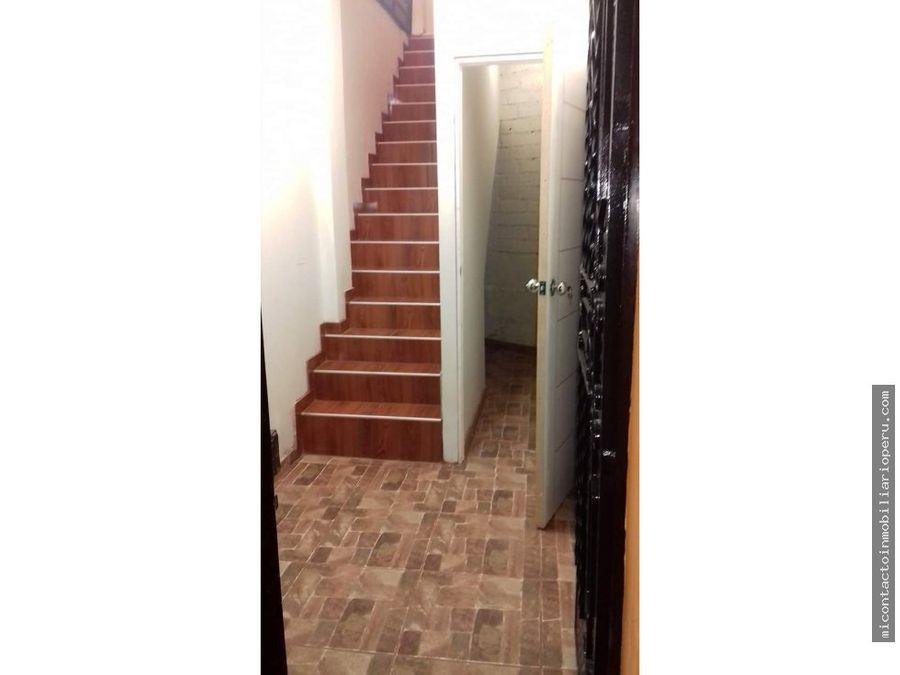 alquilo casa de 2 pisos en comas