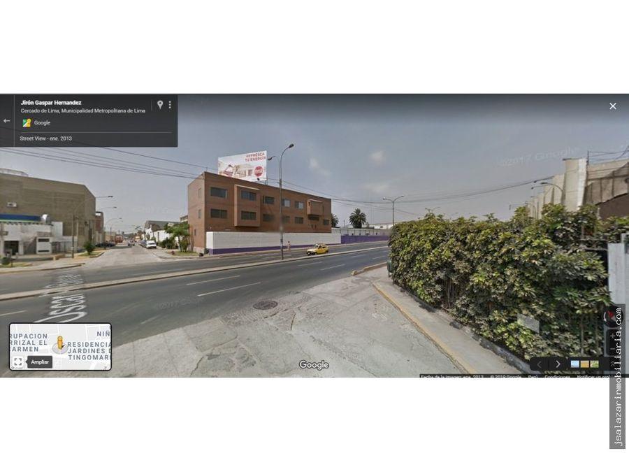 terreno ex local industrial de 3567611m2 cercado de lima