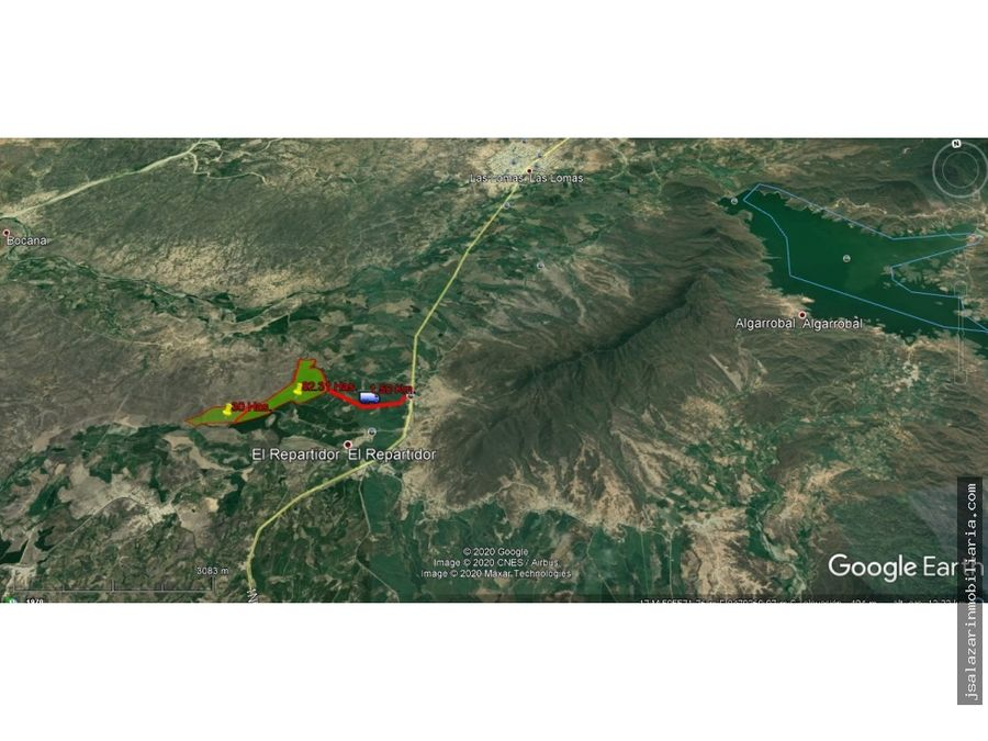 terreno agricola 11231 valle san lorenzo caida alta la loma piura