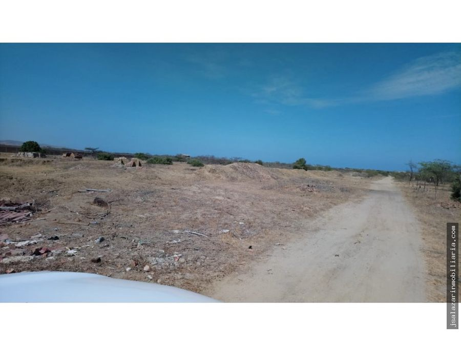 venta terrenos en mancora balneario piura