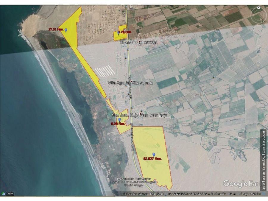 terreno 9480 has pie de pista vegueta zona de expansion urbana