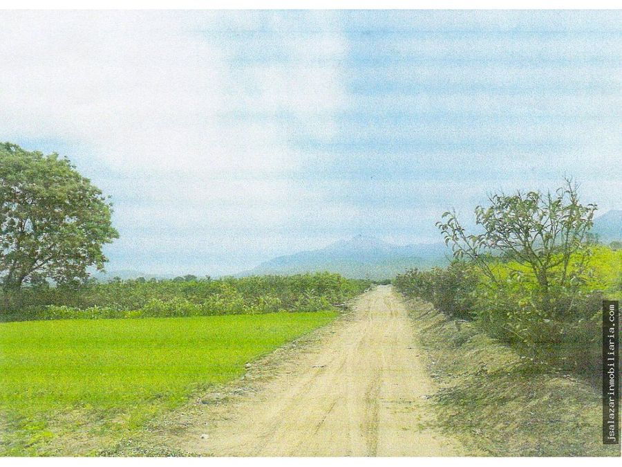 terreno agricola 8 has el hatillo chancay