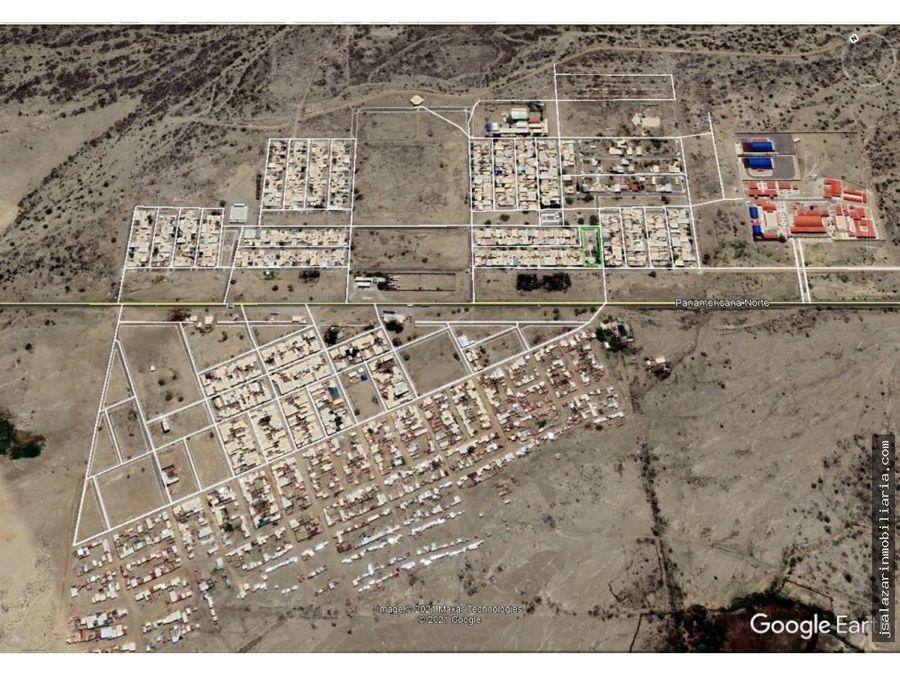 terreno 98 has en zona de expansion urbana a pie de la panam norte