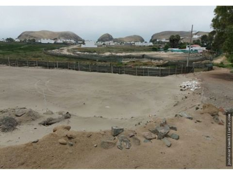 terreno de playa 50596 has km 925 en chocaya asia canete lima