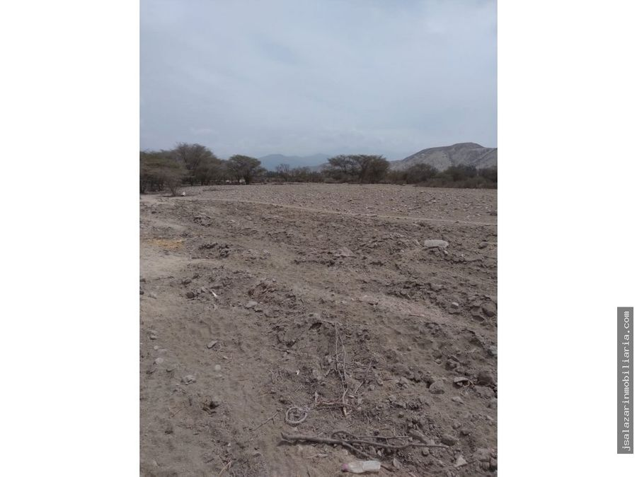 terreno agricola predio santa fe de 957 has vilcahuaura lima