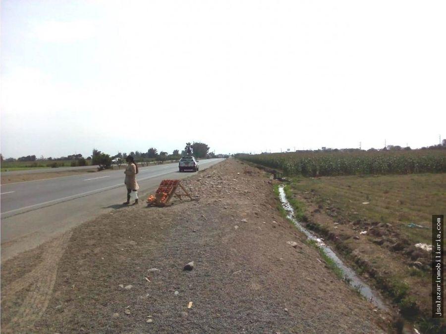 terreno agricola 4 has km 74 panamericana norte lima