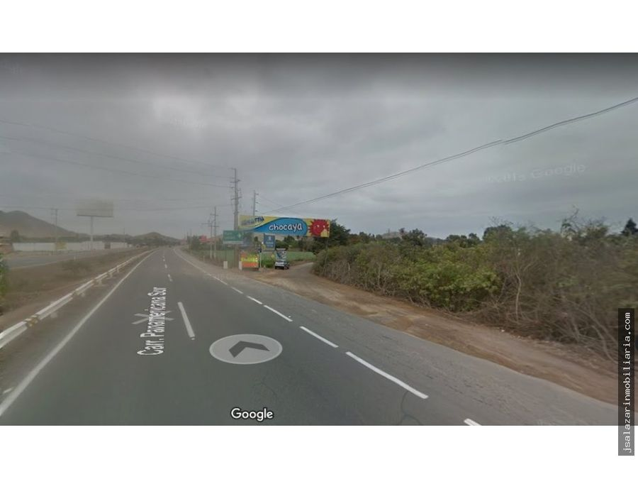 terreno de playa 50596 has km 925 en chocaya asia canete lima