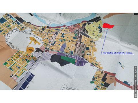 terreno 16 has en sullana piura area de expansion urbana