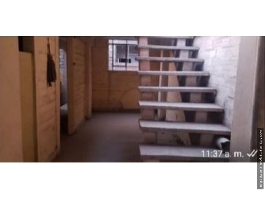 casa en venta como terreno de 240 m2 en san martin de porres