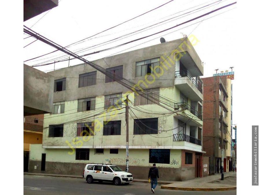 venta casa 4 pisos cochera los alisos los olivos