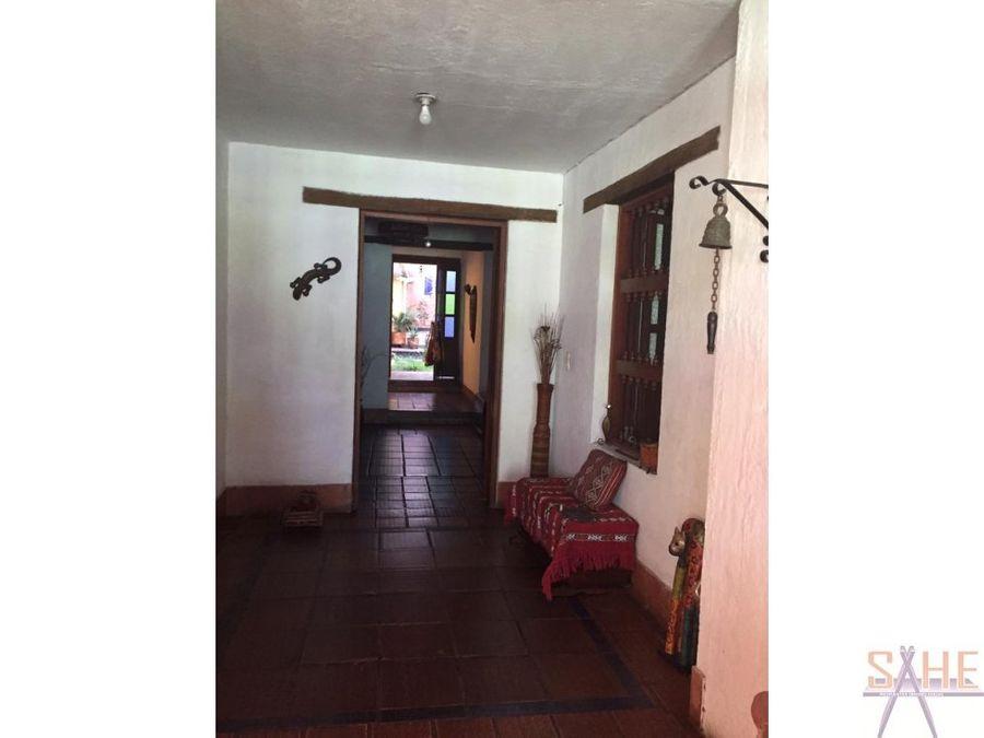 venta casa colonial san antonio cali