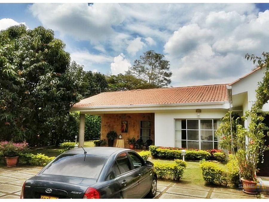 venta casa condominio la morada jamundi