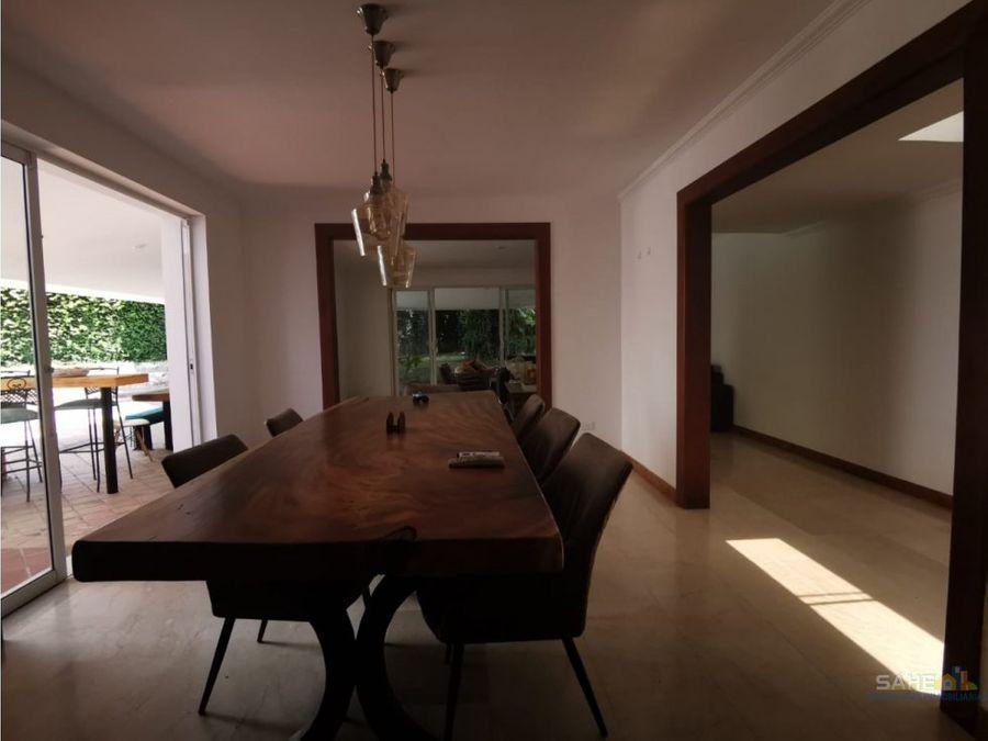 venta casa campestre pance cali