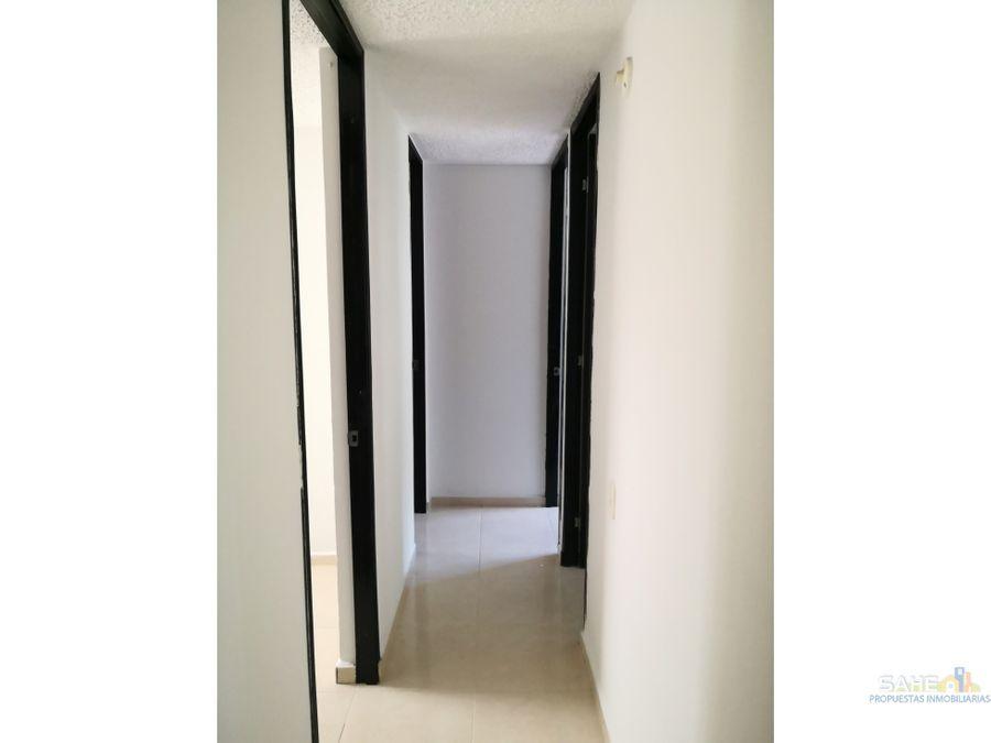 arriendo apartamento en el caney cali