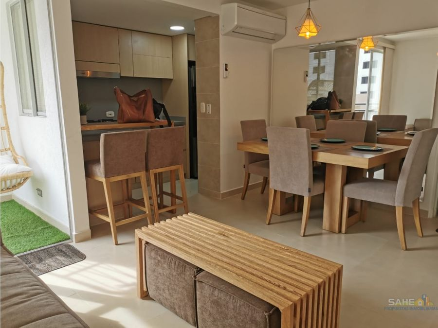 venta apartamento amoblado norte de cali