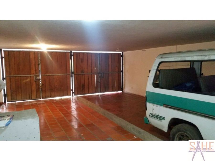 venta casa bifamiliar en el caney con local cali
