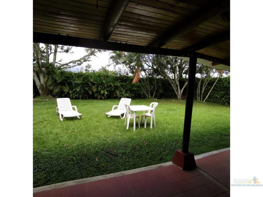 venta casa campestre en paso de la bolsa jamundi