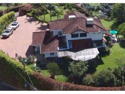venta de casa campestre sector fizebad el retiro