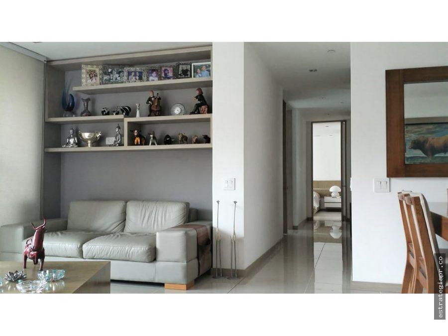 apartamento moderno en venta en las cumbres envigado