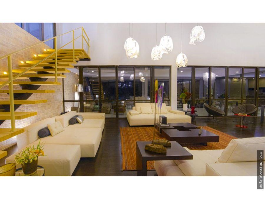 venta de casa ecosostenible en llanogrande rionegro