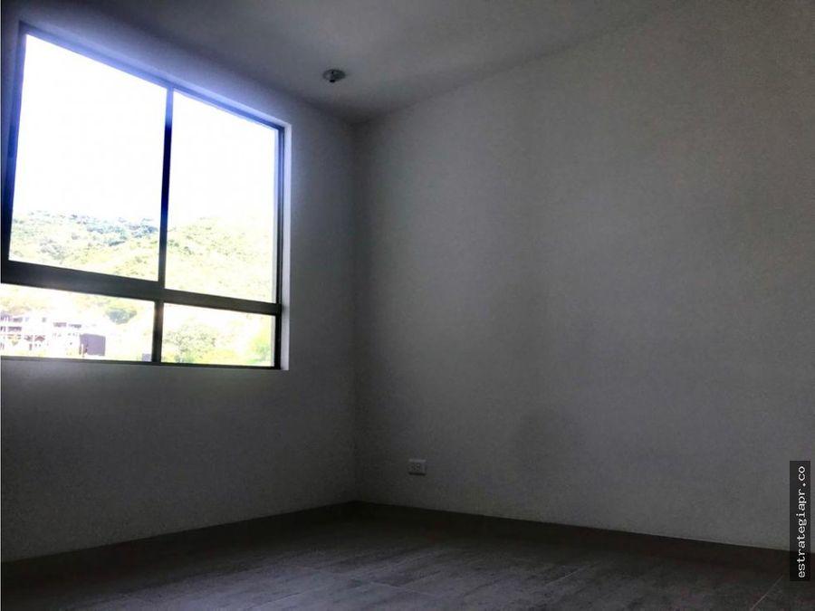 moderno apartamento en venta en la loma de los bernal