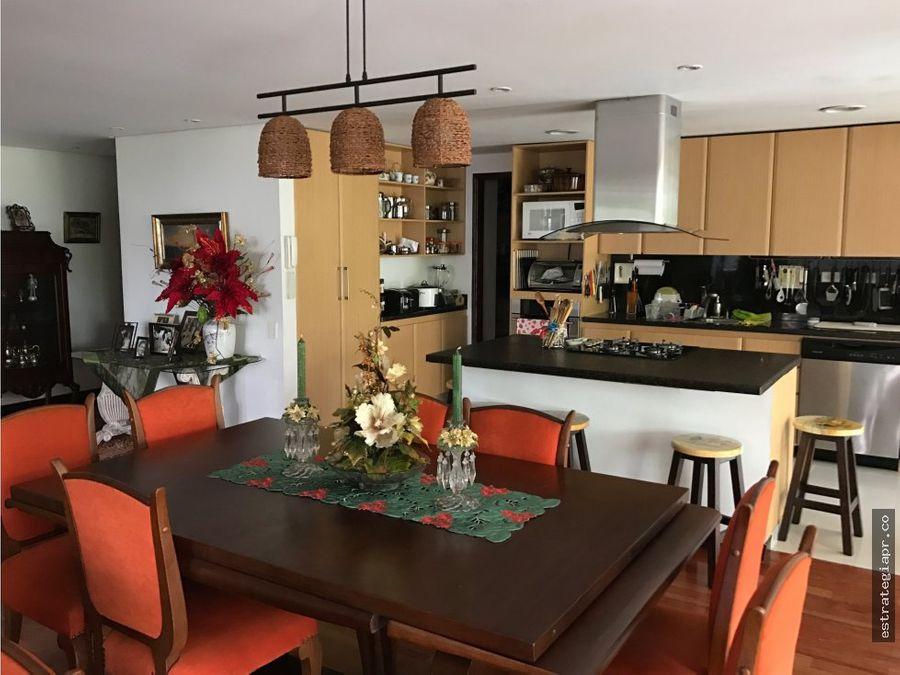venta de apartamento en la calera medellin