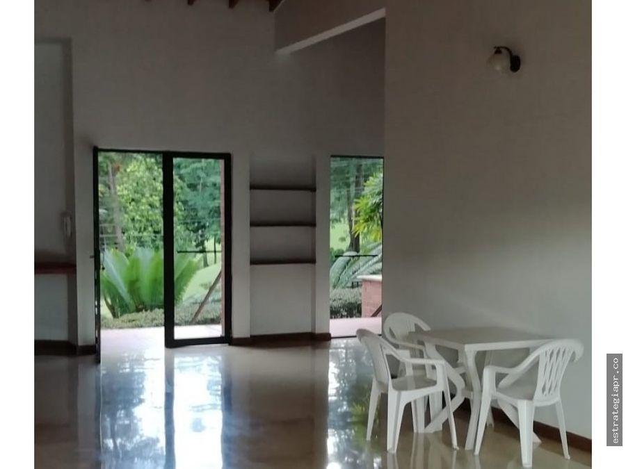 venta de apartamento en el campestre medellin