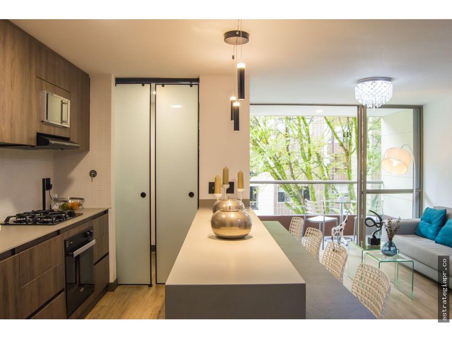 venta de moderno apartamento en zuniga envigado