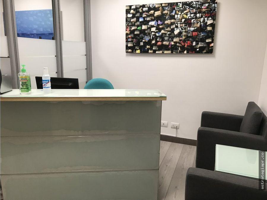 arriendo venta de oficina en ciudad del rio medellin