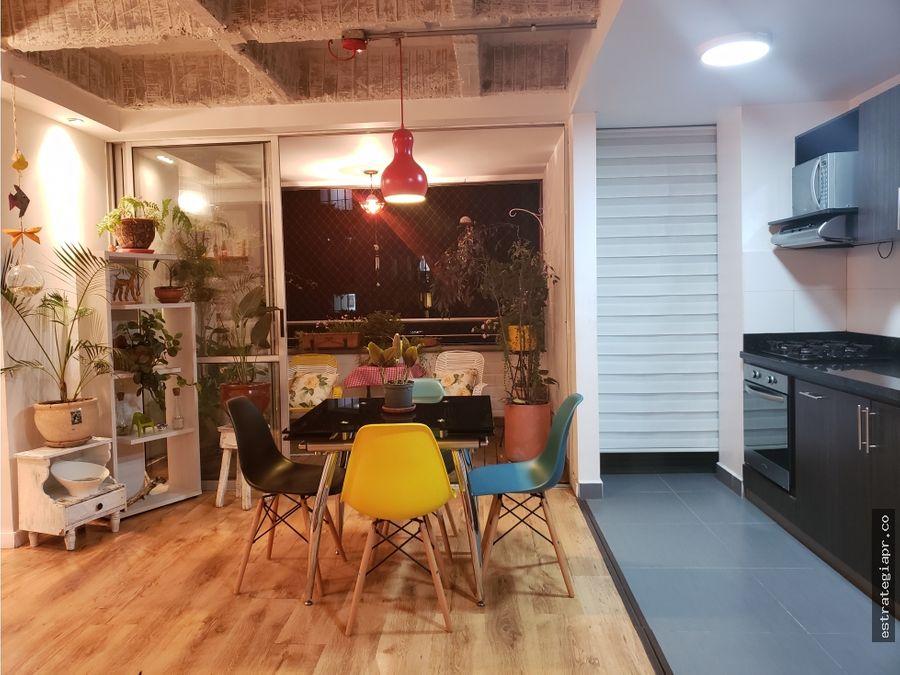 apartamento en venta sector la doctora sabaneta