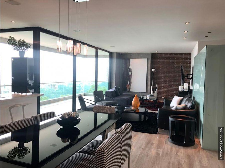 venta de apartamento en los balsos medellin