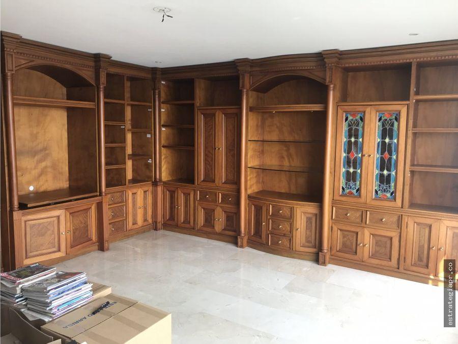venta de apartamento loma de las santas